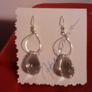 NWT Earrings Hoops Lucid